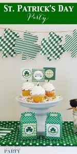 Everyday Party Magazine St. Patrick's Day Party by Sweet Threads Co.