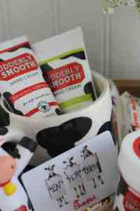 Everyday Party Magazine Udderly Smooth Educator Gifts