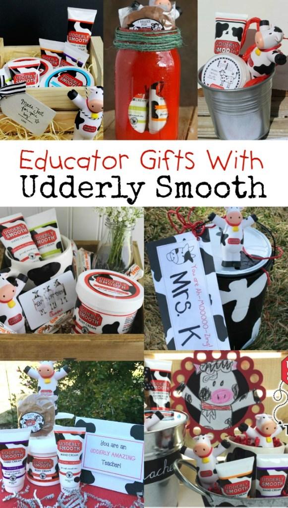 Everyday Party Magazine Udderly Smooth Educator Gifts
