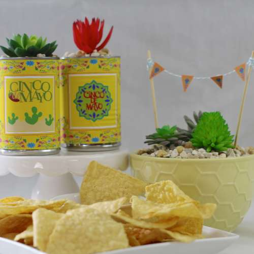 Everyday Party Magazine Simple Cinco De Mayo Decor