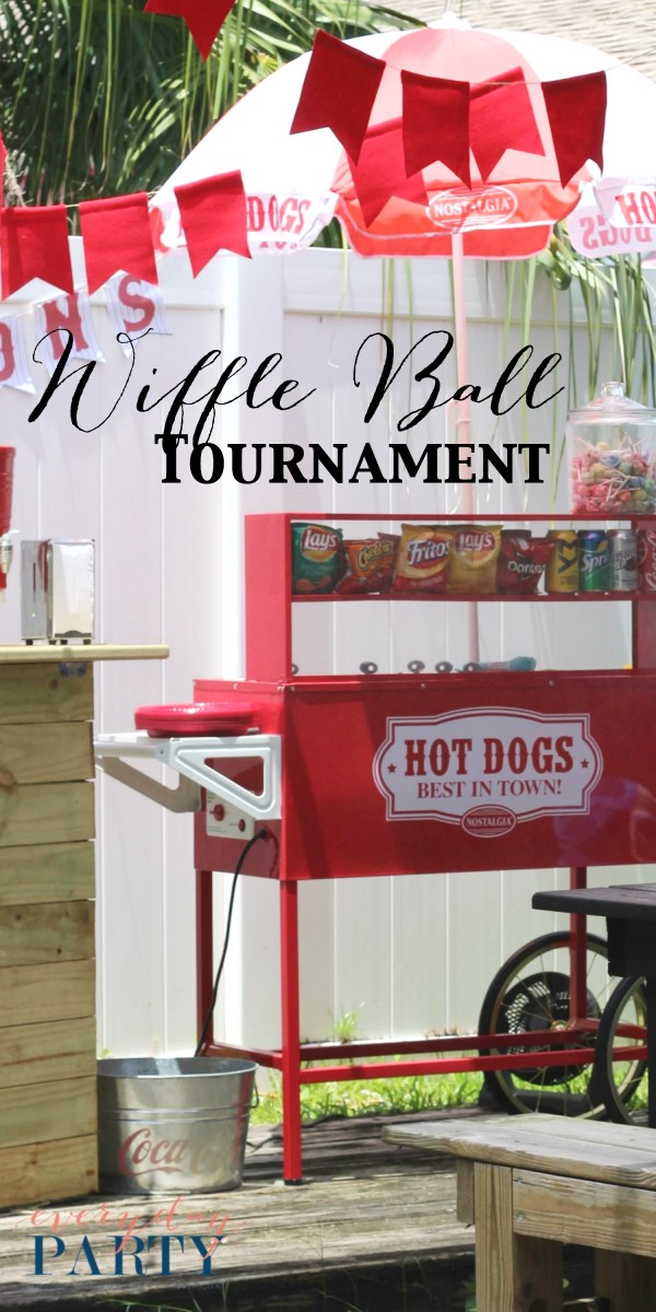 Everyday Party Magazine Wiffle Ball Tournament