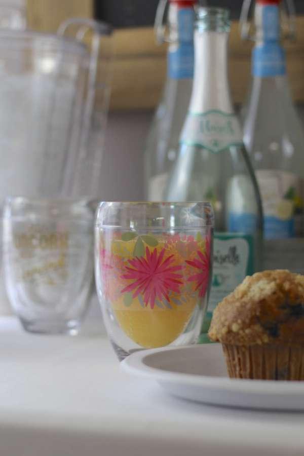 Everyday Party Magazine Mimosa Bar