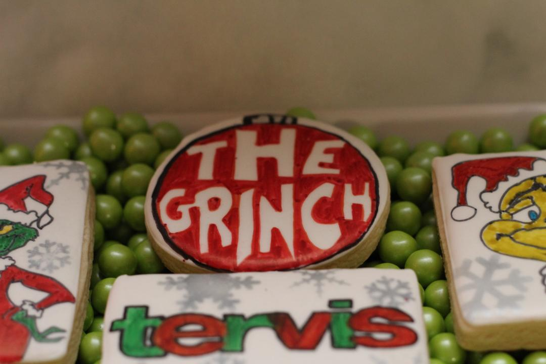 Everyday Party Magazine Grinch Viewing Party