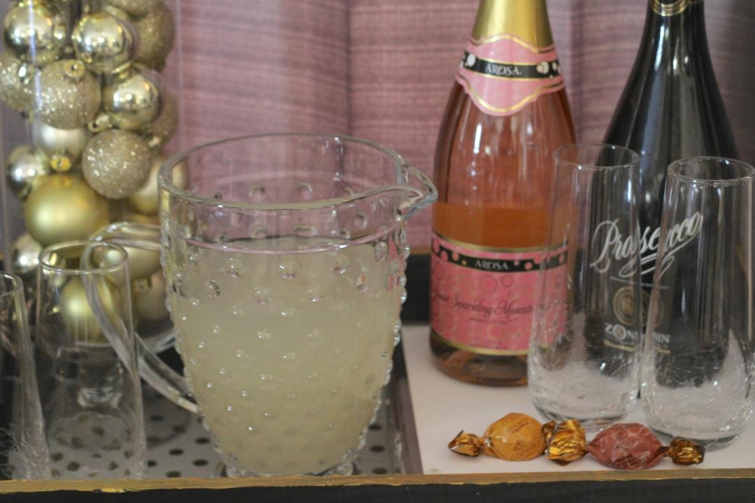 Everyday Party Magazine Pear Fizz