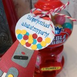 Everyday Party Magazine Cricut Gumball Machine Tag