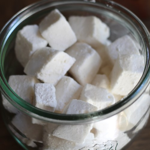 Everyday Party Magazine Honey Bourbon Marshmallows