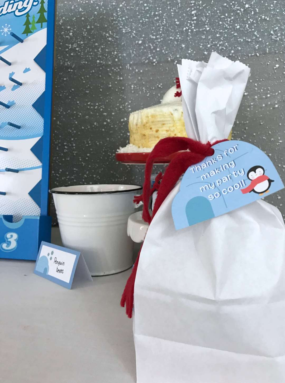 Everyday Party Magazine Penguin Party Favors