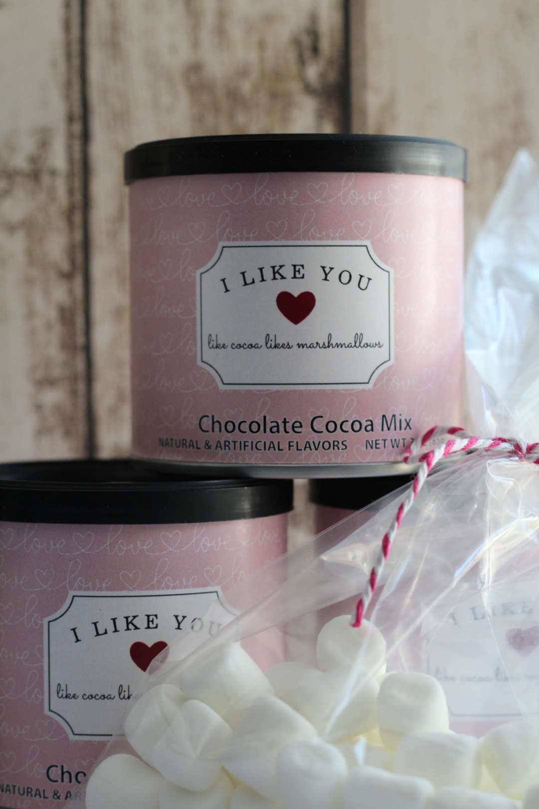 Everyday Party Magazine I Like You Like Cocoa Likes Marshmallows Valentine's Day Gift