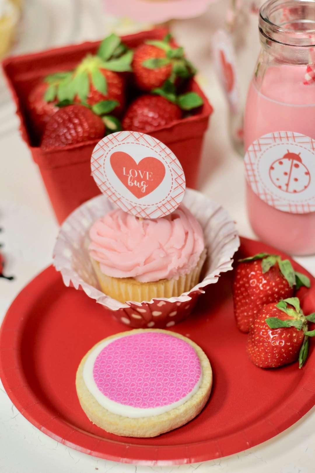 Everyday Party Magazine Happy Valentine's Day Love Bug!