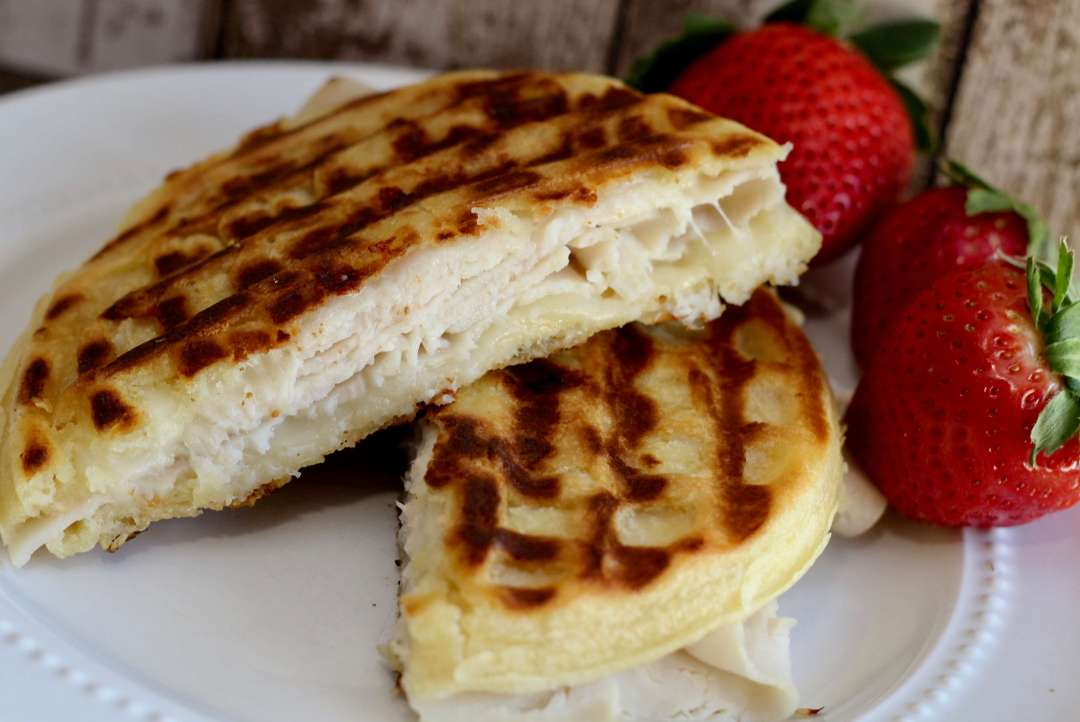 Everyday Party Magazine Eggo Panini Recipe