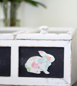 Everyday Party Magazine Simple Easter Decor Project