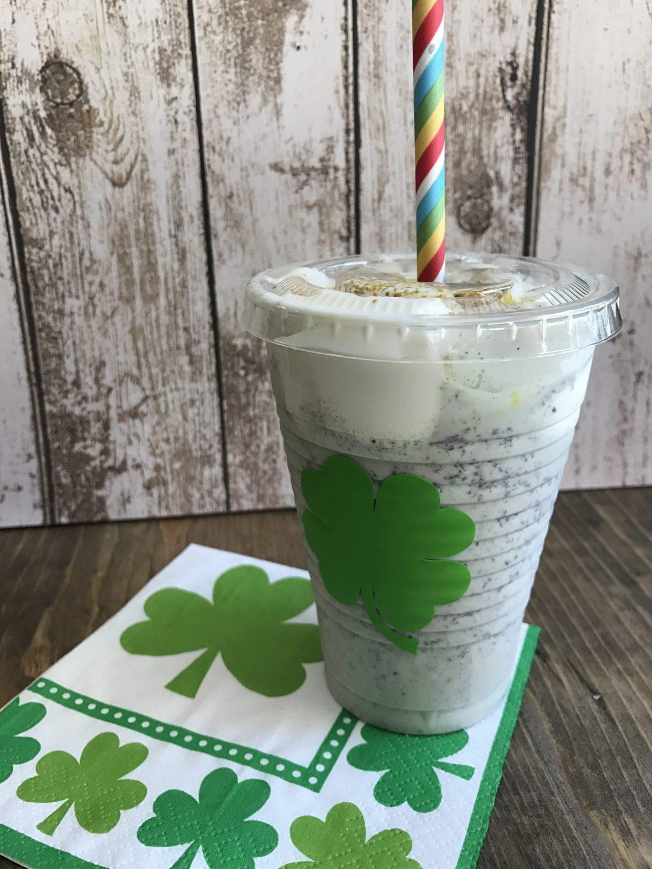 Everyday Party Magazine St. Patrick's Day Shake