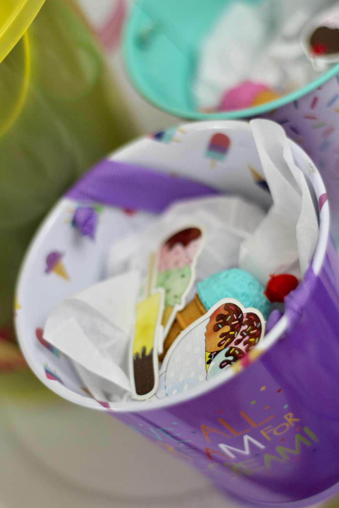 Everyday Party Magazine Ice Cream Party