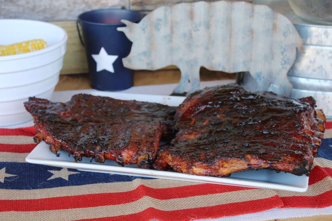 recipe, Smithfield Ribs, BBQ, 4th of July, Cookout