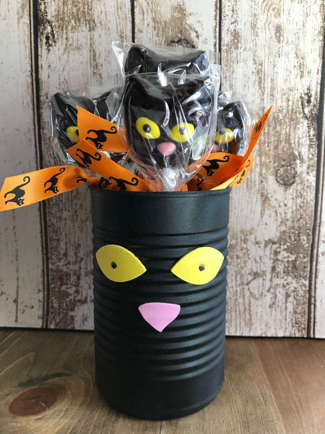Everyday Party Magazine Halloween Cats with Xyron