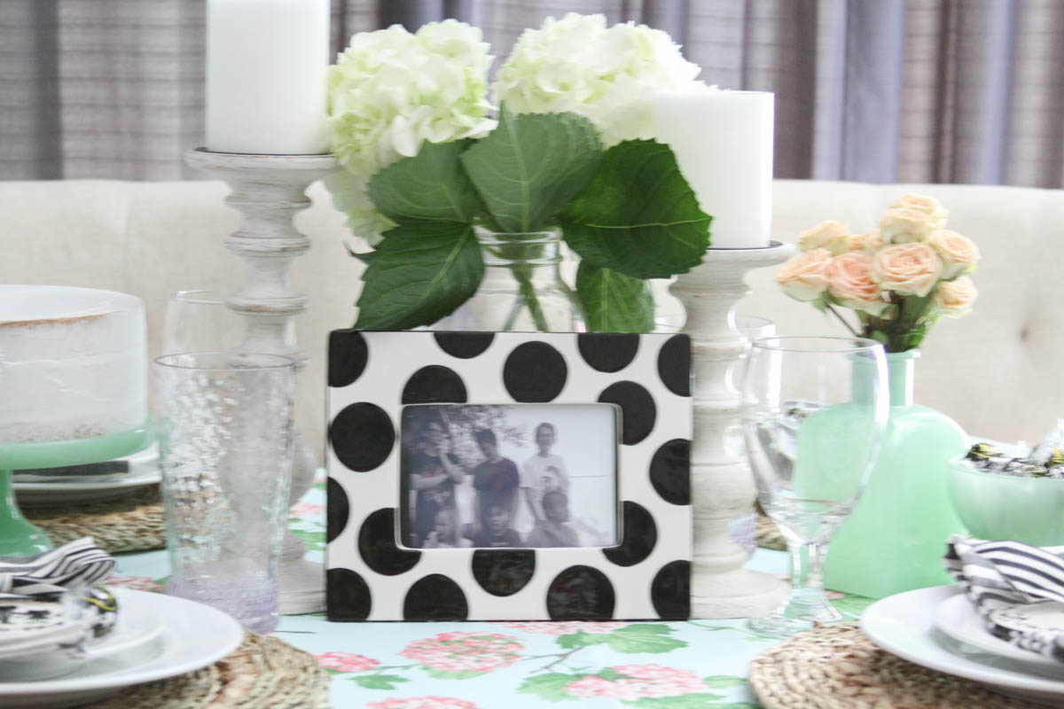 Everyday Party Magazine Mother's Day Lunch with Clay Chick Ceramics #MothersDay #ClayChickCeramics #Floral #Southern