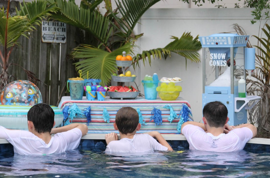 Everyday Party Magazine Summer Fun Pool Party #PoolParty #PoolParties #SummerFun #TheGeniusofPlay