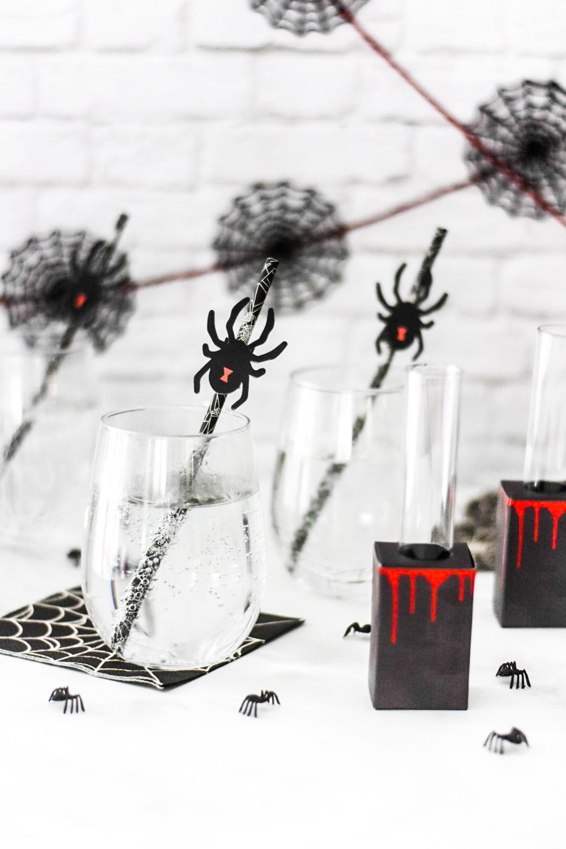 Martha Stewart Celebrations Halloween Test Tubes Halloween Drinks