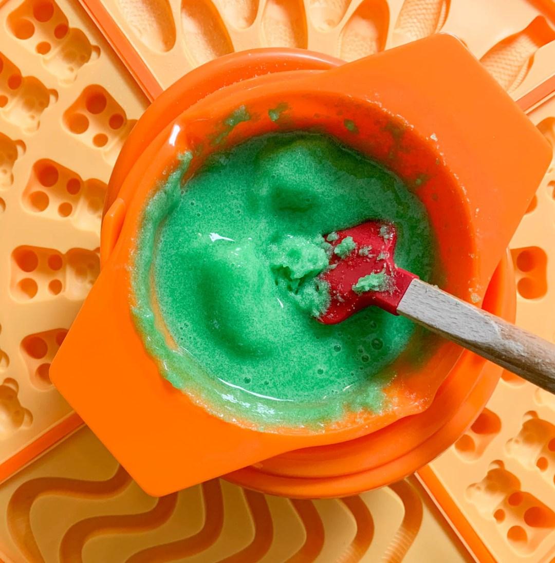 Nostalgia Electric Gummy Candy Maker Jello
