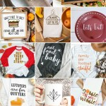 Thanksgiving SVG Projects