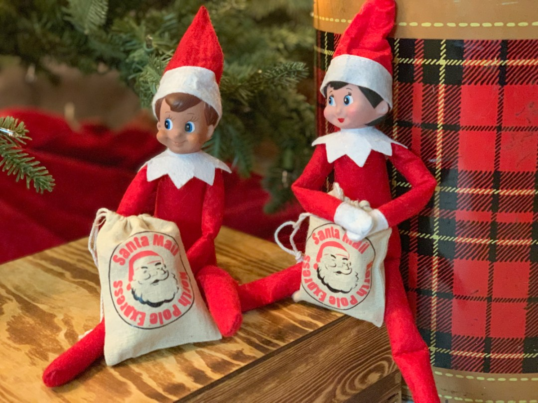 Elf on a Shelf Dolls