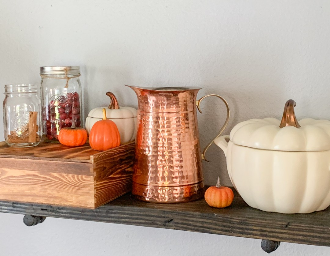 Mini Bar Copper Pitcher