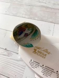 Xyron Mega Runner Paper Tube DIY