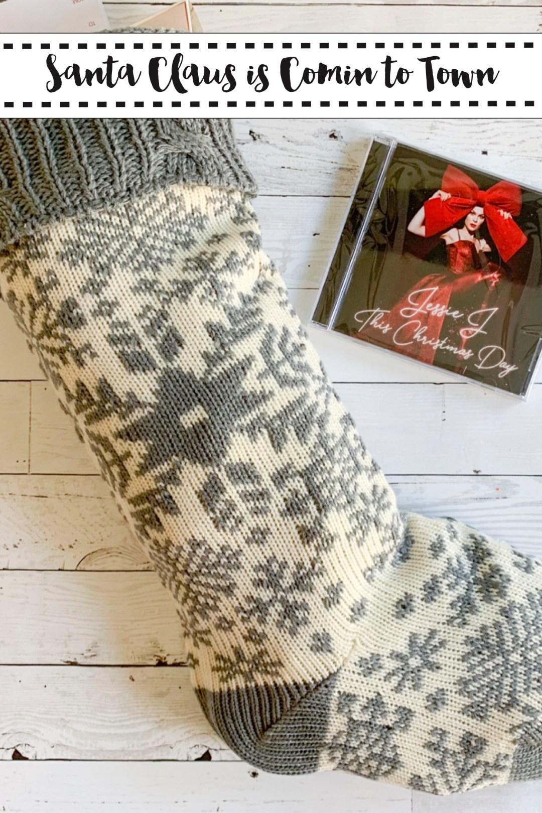 Holiday Stocking Christmas CD