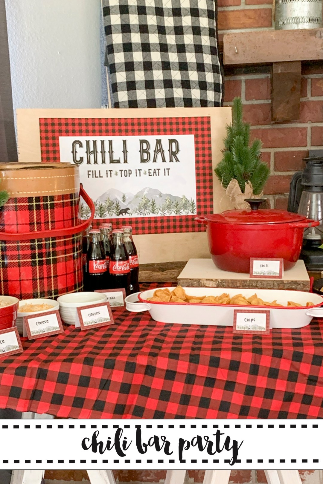 Chili Bar Party