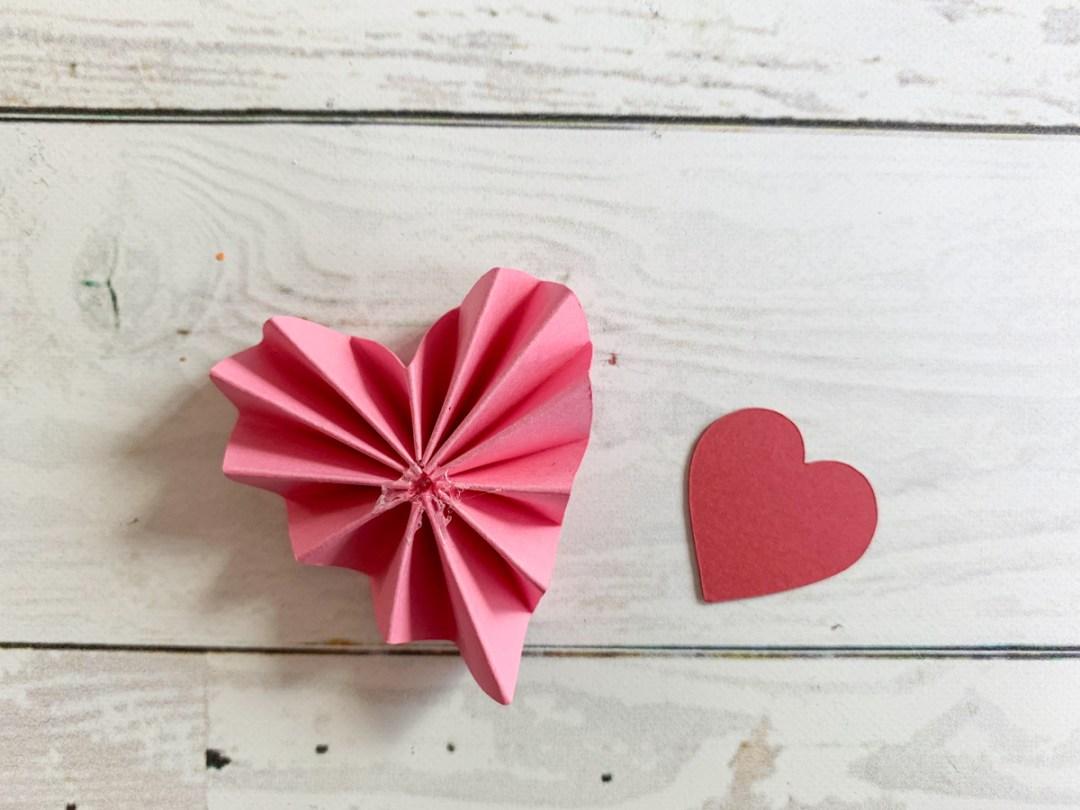Heart Rosette