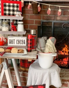 Hot Cocoa Party