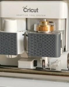 Cricut Maker and Scoring Wheels
