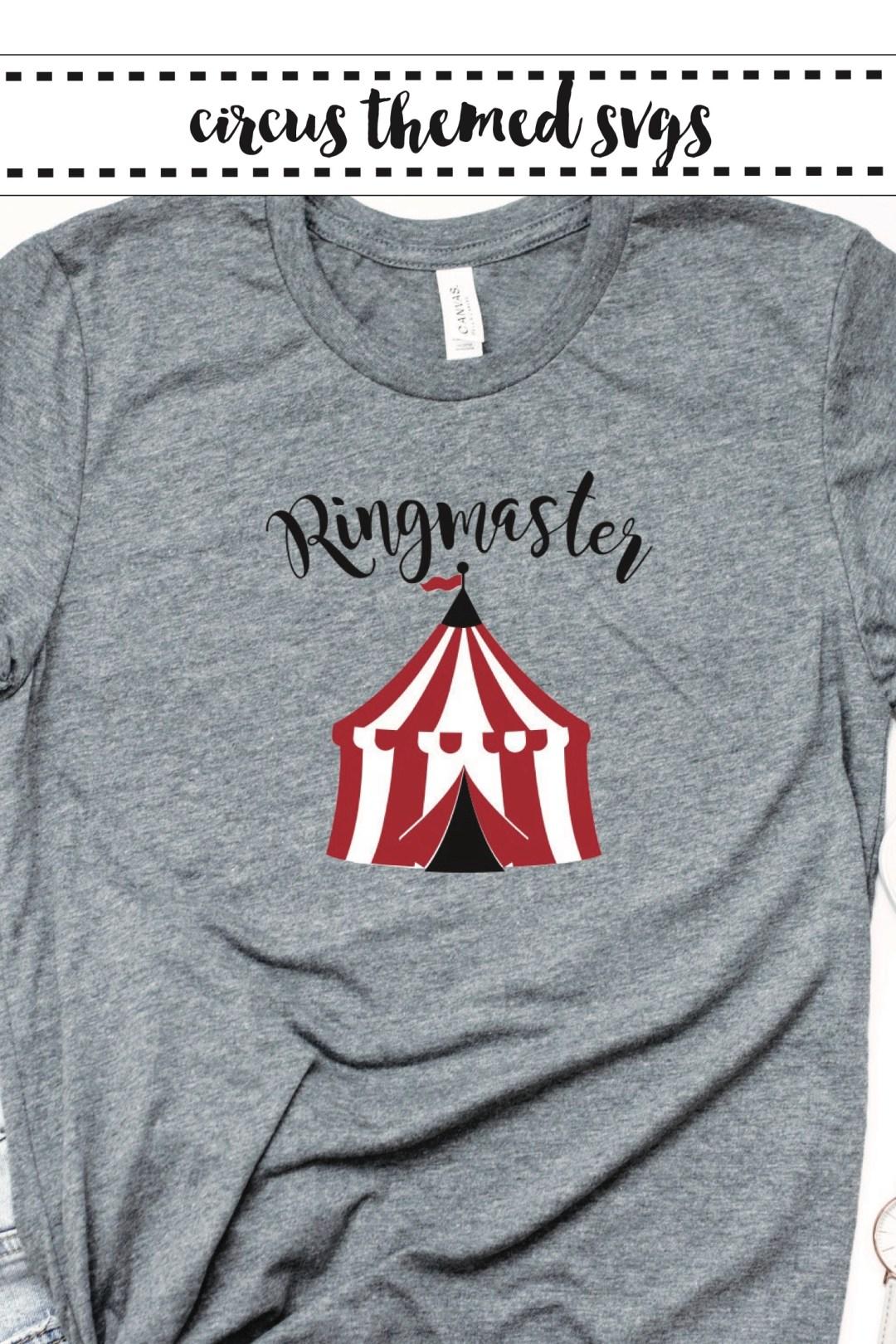 Ringmaster T-shirt