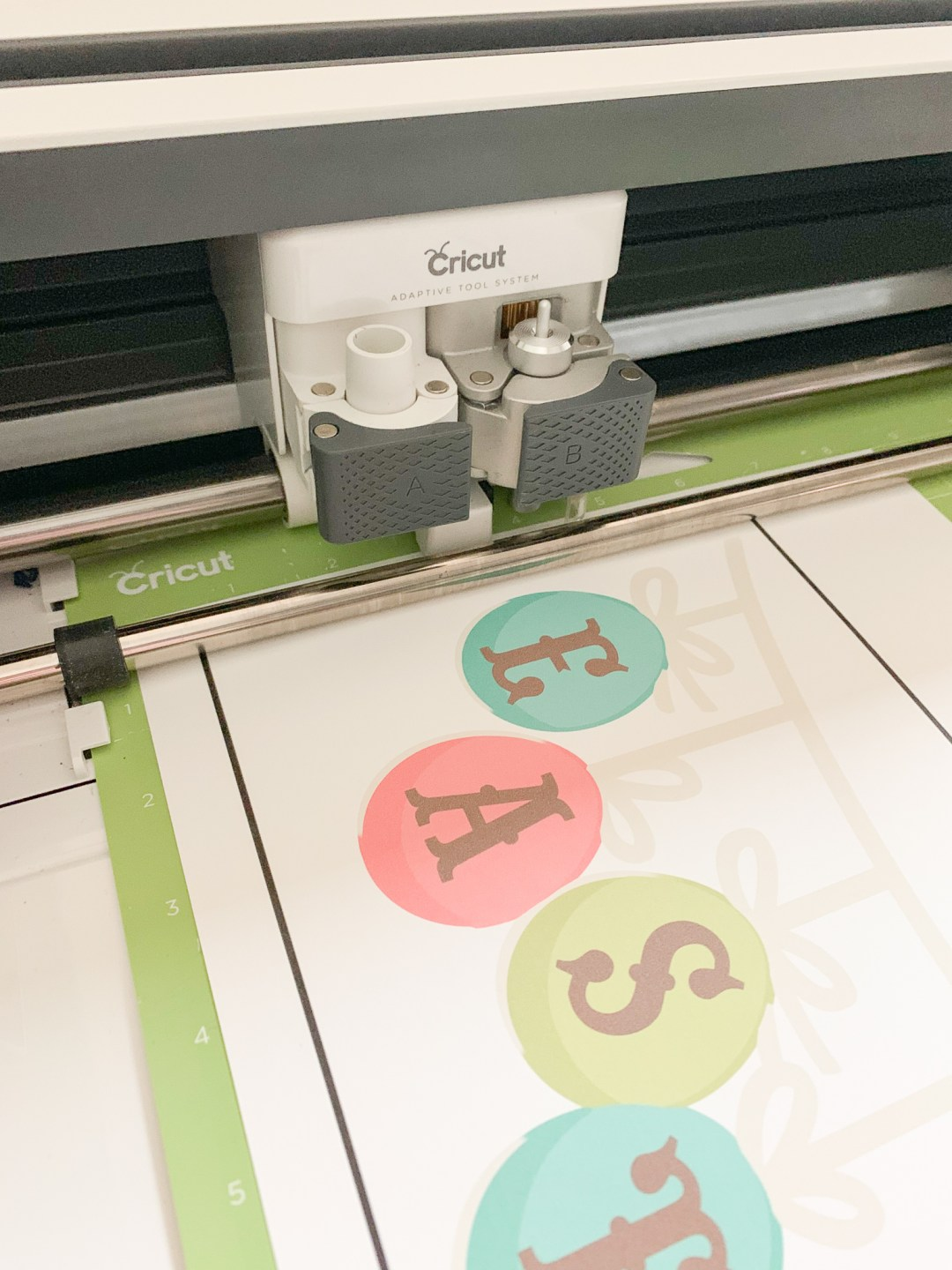 Cricut Maker Easter