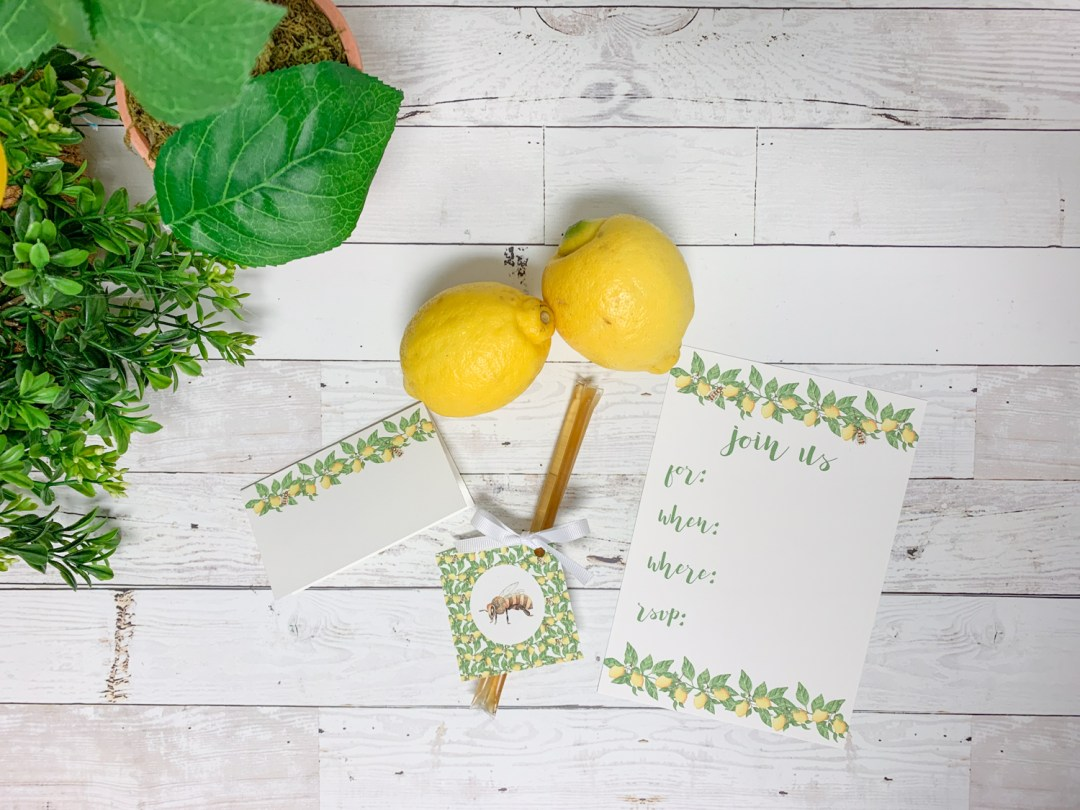 Spring Party Printables