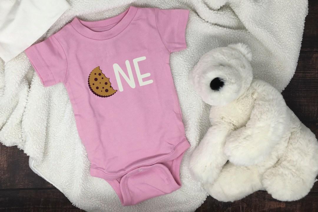 Pink Toddler Onesie