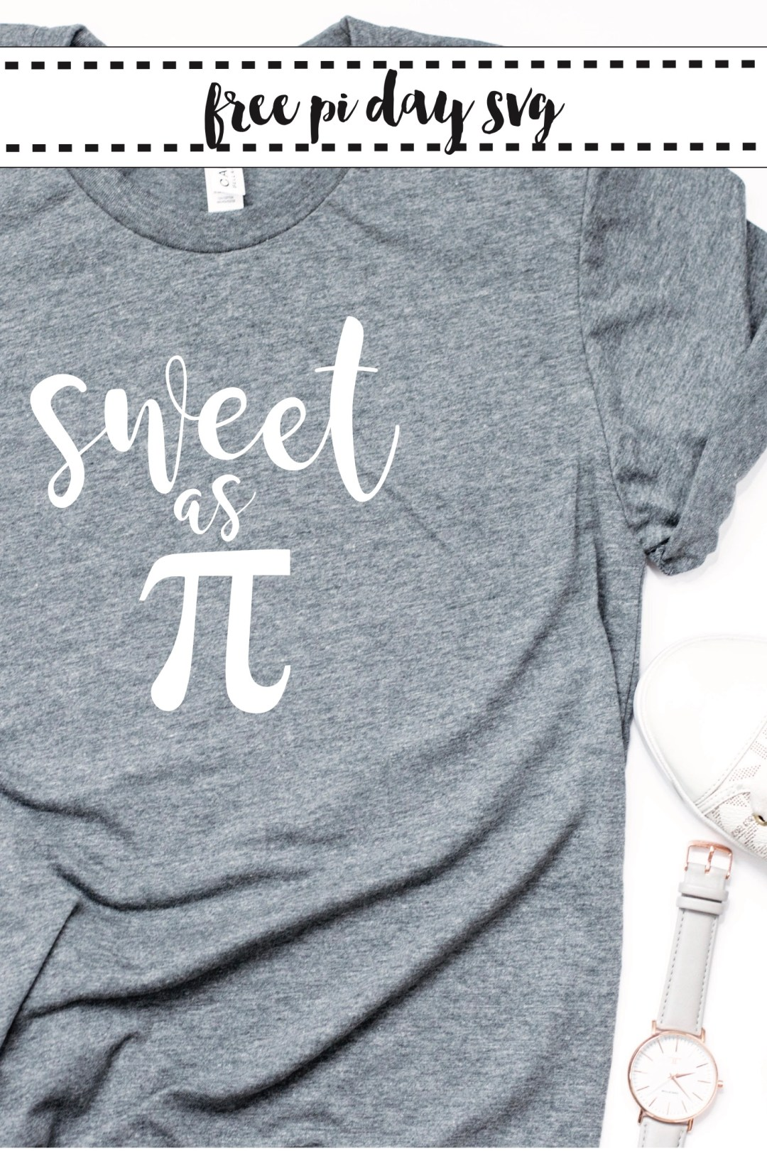 Sweet as Pi Shirt