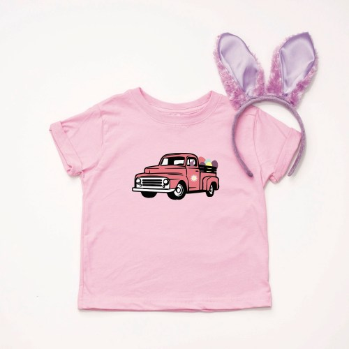 Little Girls' Easter Shirt