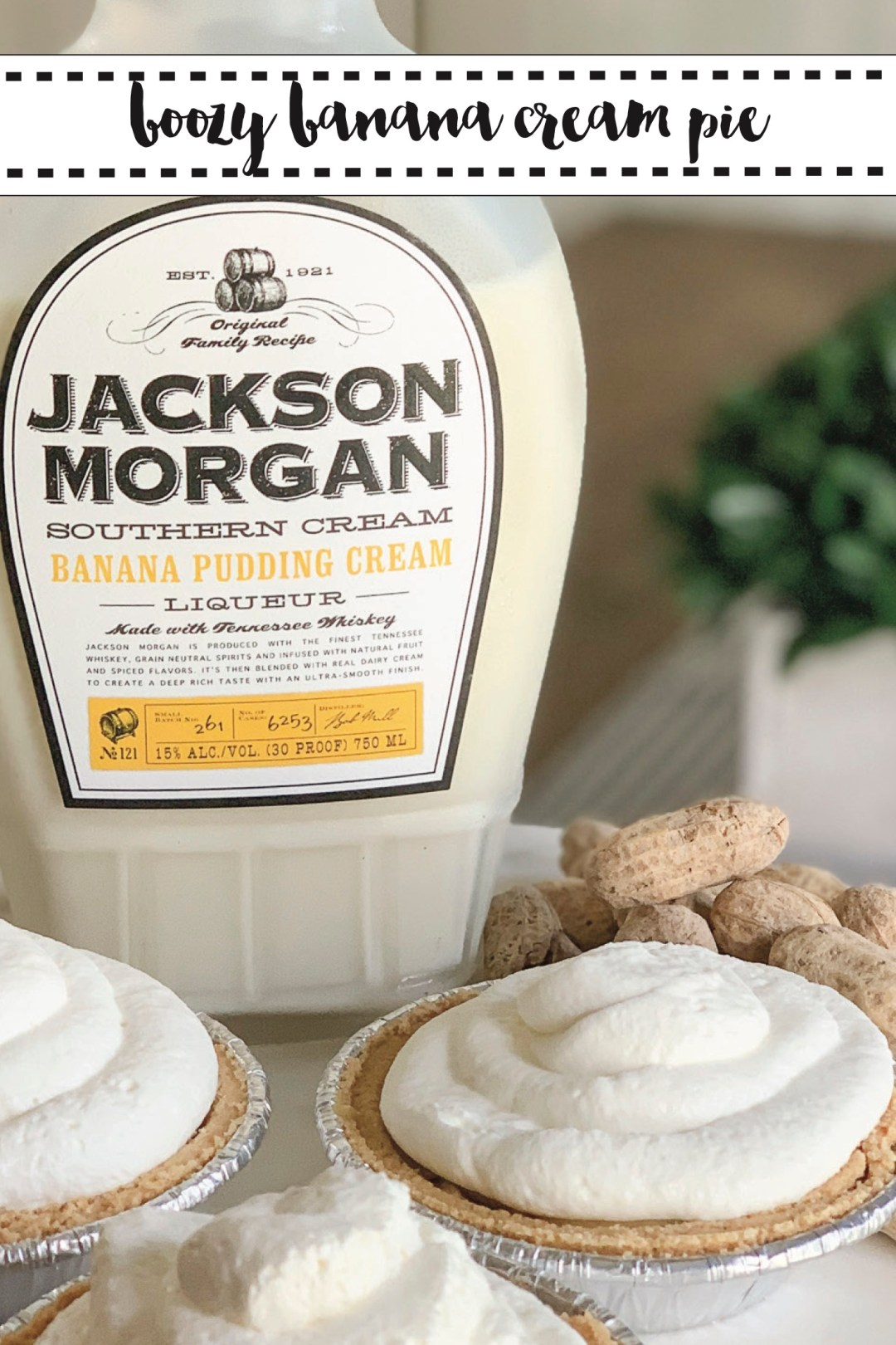Jackson Morgan Cream Mini Cream Pies