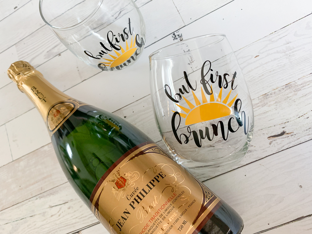 Wine Glasses Sparkling Wine