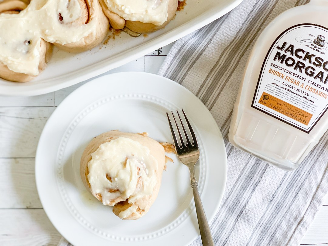 Cinnamon Roll Fork Jackson Morgan Southern Cream