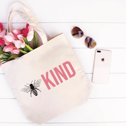 Bee Kind Tote Bag Tulips Sunglasses iPhone
