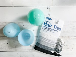 Hair Ties Easter Eggs