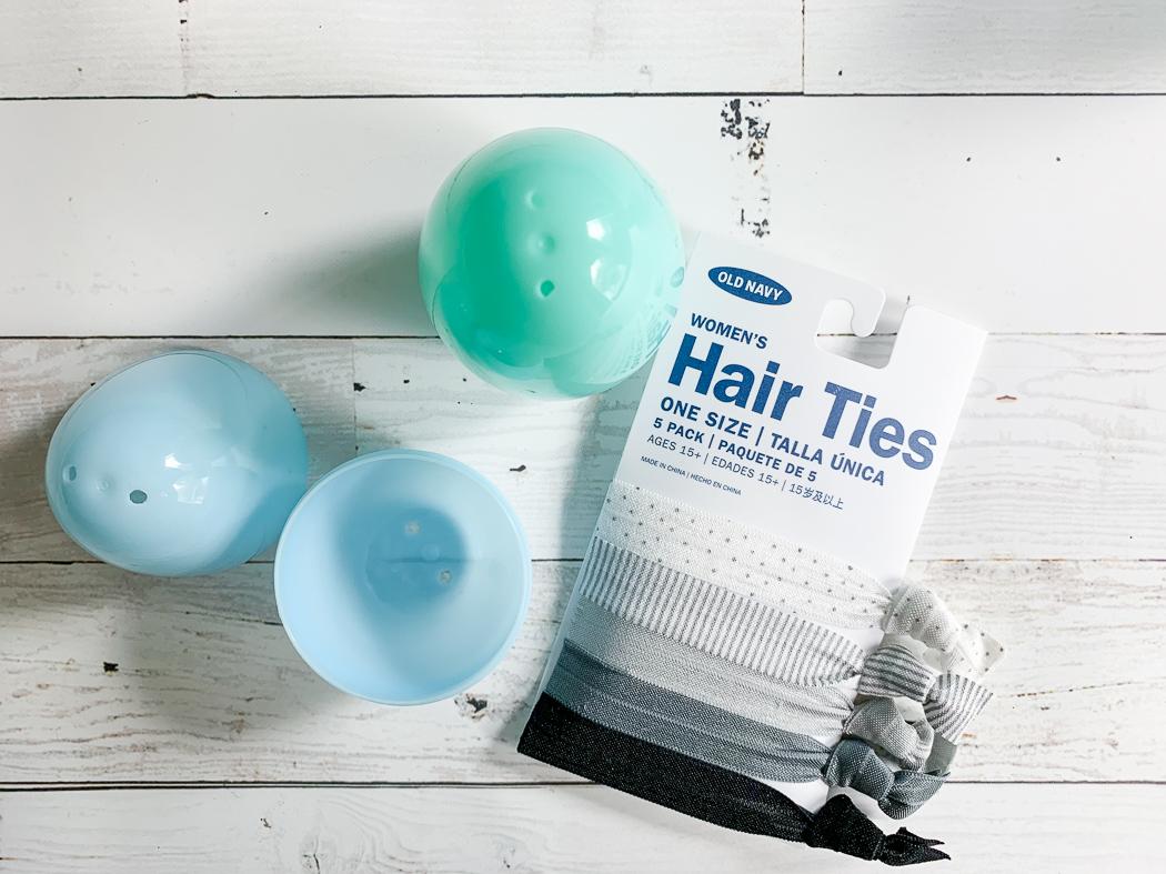 Hair Ties Easter Eggs