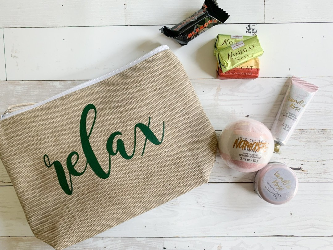 Relax Spa Gift Bag