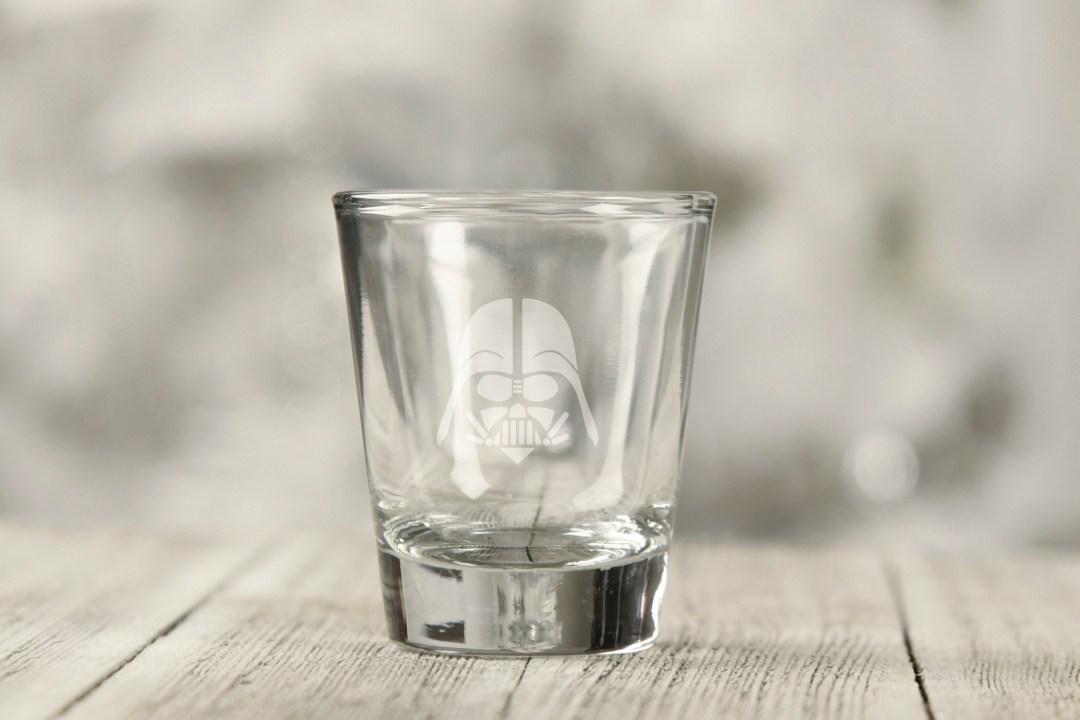 Darth Vader Shot Glass