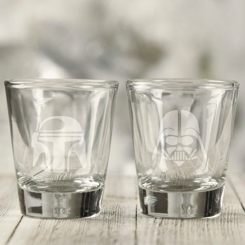 Star Wars Shot Glasses