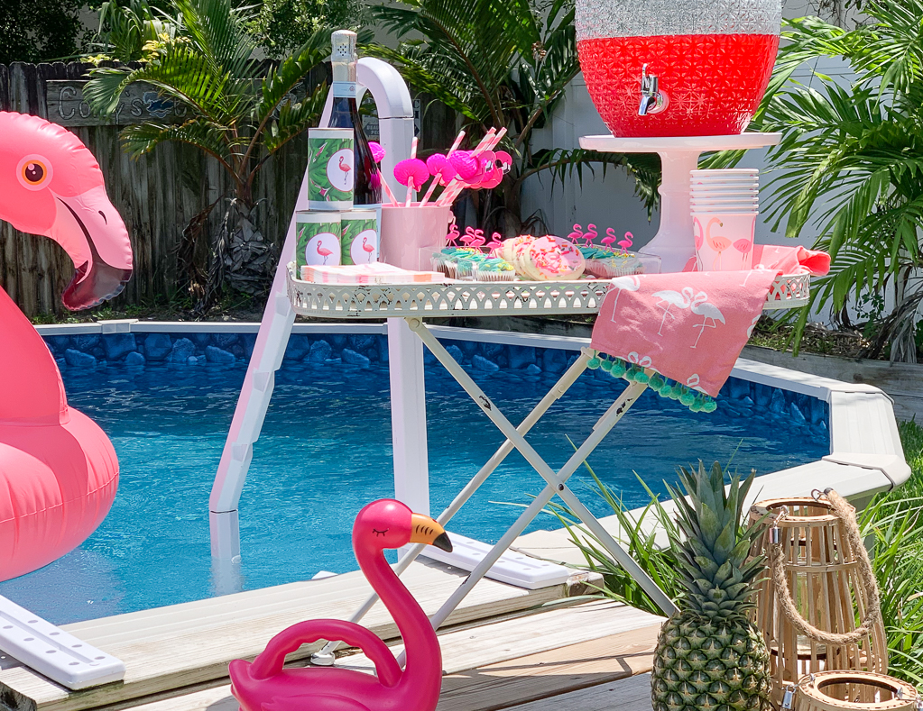 Flamingo Pool Party