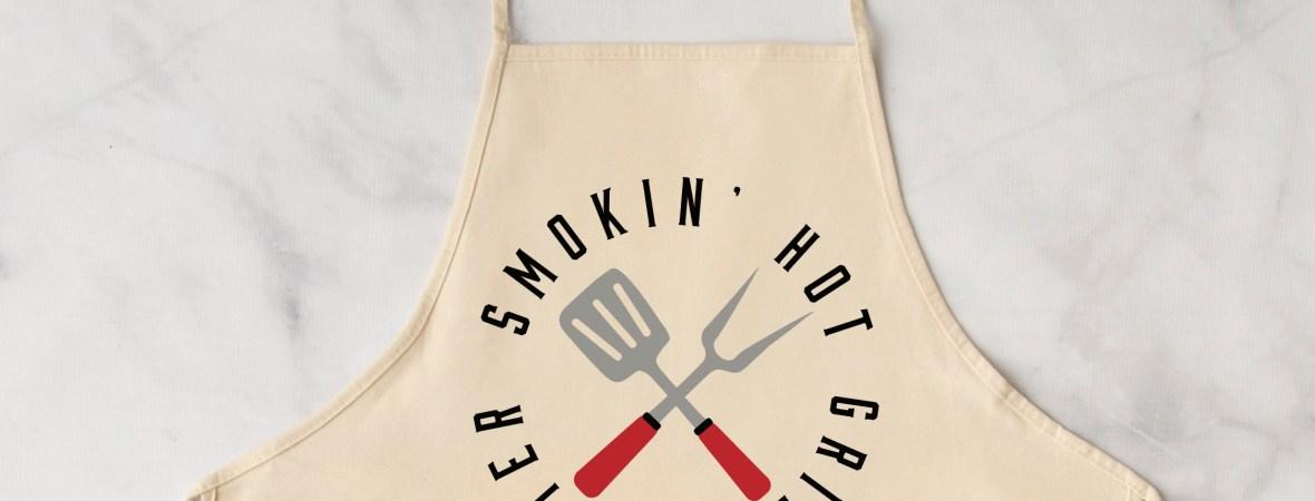 Smokin' Hot Apron