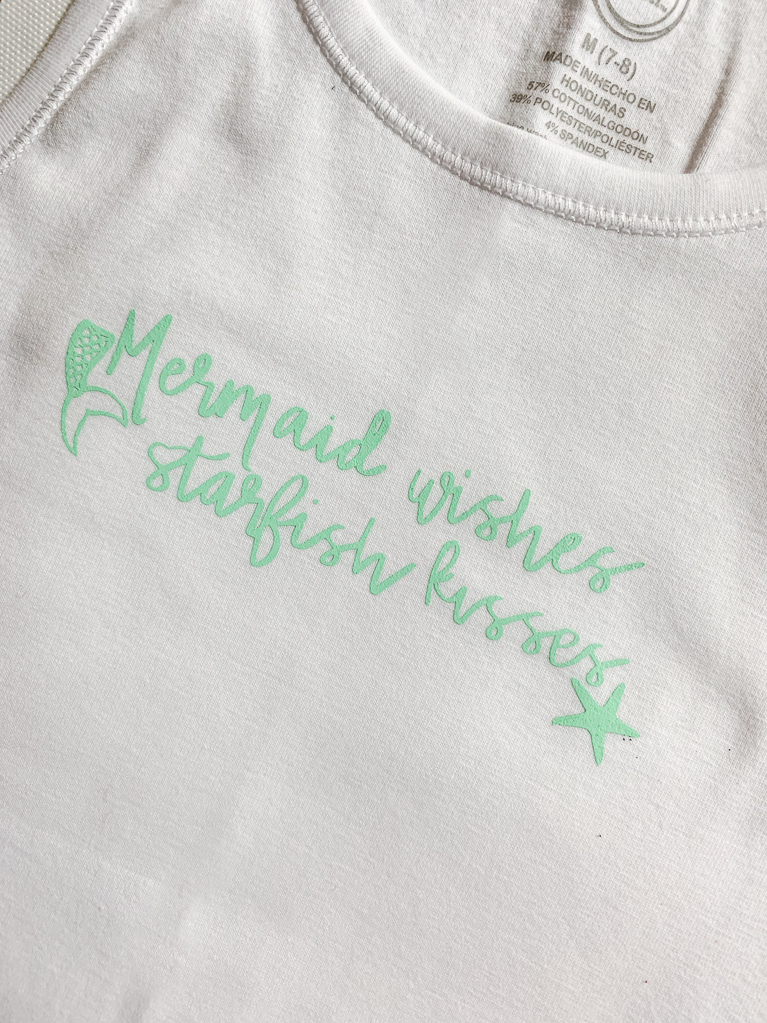 Mermaid Wishes Shirt